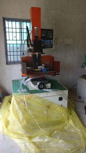 Used Edm Drill Machine