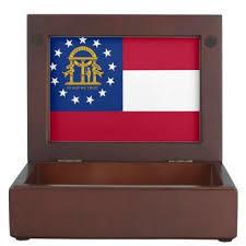 American Flag Keepsakes