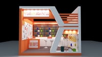 Expo Stall Design and Fabrication Services