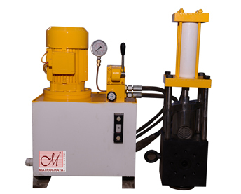 Piston Type Hydraulic Operated Screen Changers
