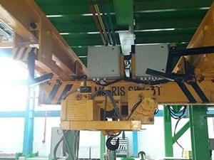 Heavy Duty Underslung Cranes