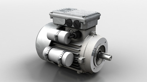 High Starting Torque Single Phase Motor