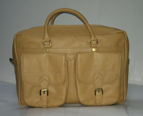 Synthetic Leather Office Bags