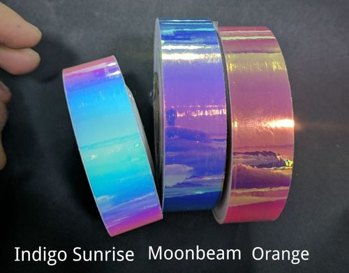 3d Holographic Hula Hoop Decoration Tapes