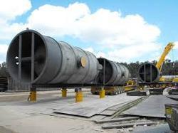 Refinery Separator Vessels