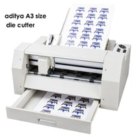 Digital A3 Size Die Cutting Machine