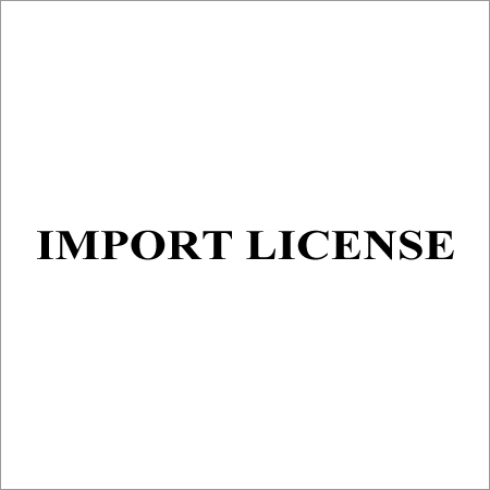 Import License Services