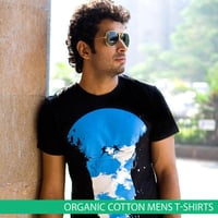 Organic Cotton Custom T Shirts