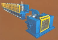 Copper Or Aluminum Wire Drawing Machine