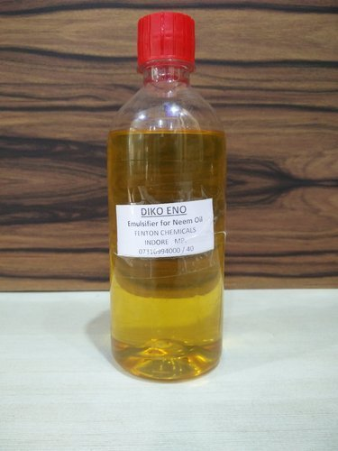 Neem Oil Emulsifier (Diko Eno) in  Sanwer Road