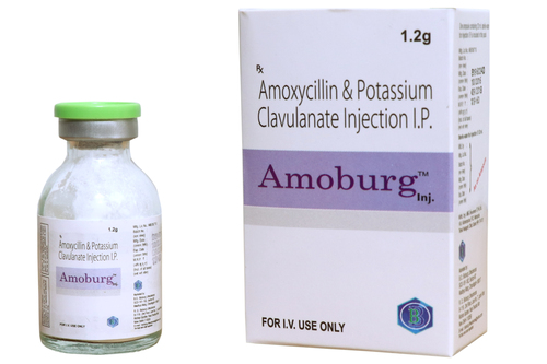 Amoburg 1.2g Injection