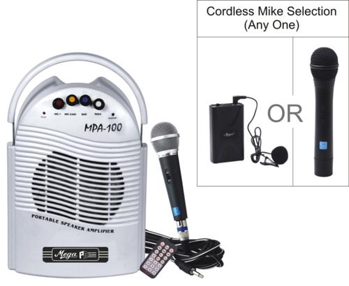 MPA-100C 40 Watts Public Addressing System