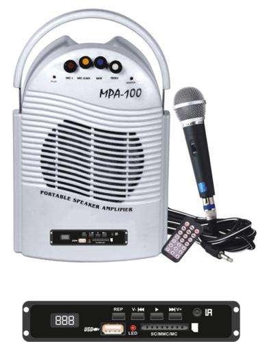 MPA 100U Portable Sound System