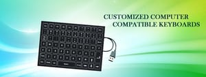 Customized Computer Compatible Keyboards