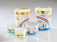 Ice-Cream Packaging Cups