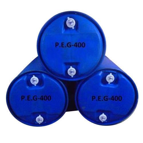 PEG 400 Liquid Chemical