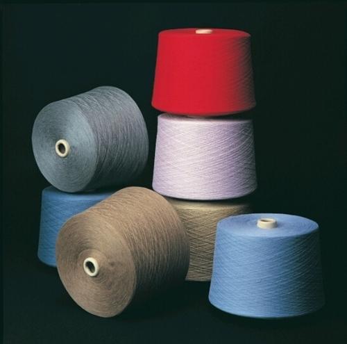 Spun Bobbin Dyed Yarn