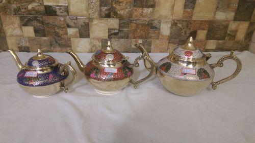 Brass Pot
