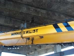 Flameproof Girder Crane