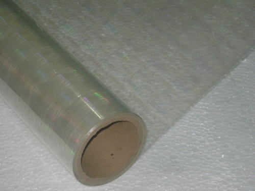 Polyester Holographic Film