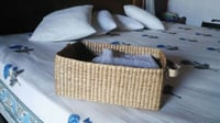 Handmade Water Hyacinth Basket