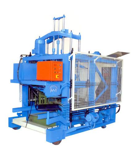 Hydraulic Operated Concrete Block Machine