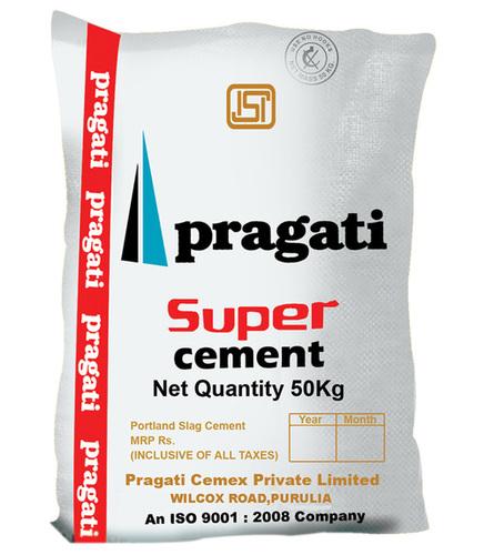 Portland Blast Furnace Slag Cement Pragati Cement India Private