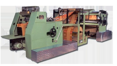 Automatic Heavy and Special Type Paper Bag Making Machine