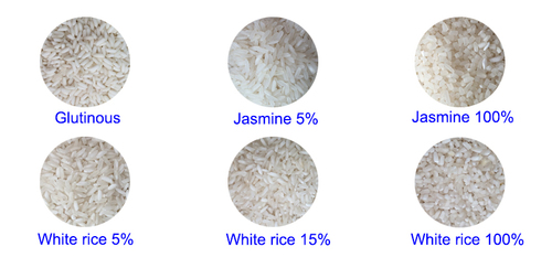 Vietnam White Rice Broken 15%