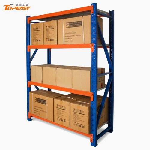 Warehouse Metal Storage Shelving Racks