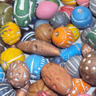Mixed Terracotta Beads