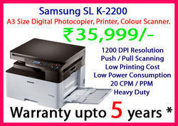 Samsung Machine K2200 Photocopiers Machine