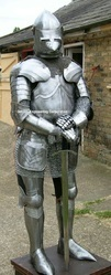 Medieval Wearable Knight Full Armor