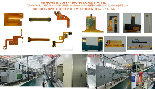 OEM Flexible PCB in   Guangdong Province