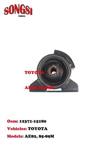 Toyota AE 82 Engine Mounting