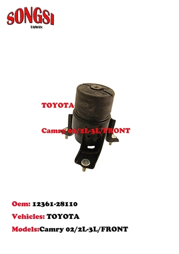 Toyota Camry Engine Mounting