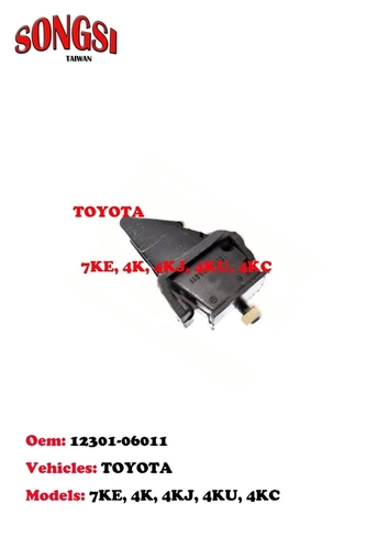 Toyota Engine Mounting
