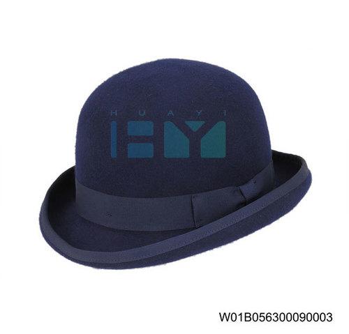 Fashionable Woolen Felt Hat