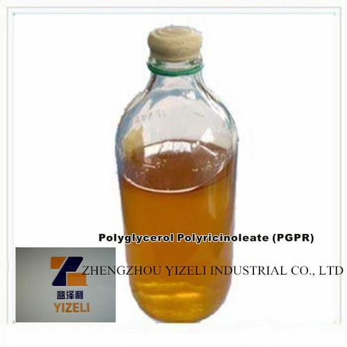 Yellow Liquid Polyglycerol Polyricinoleate(Pgpr)