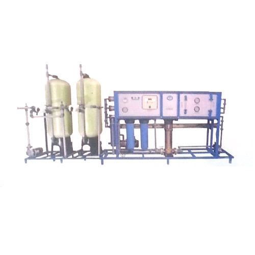 Reverse Osmosis Electric Water Purifier Plant