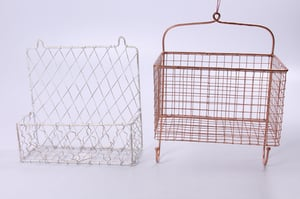 Wire Kitchen Wall Mounted Racks