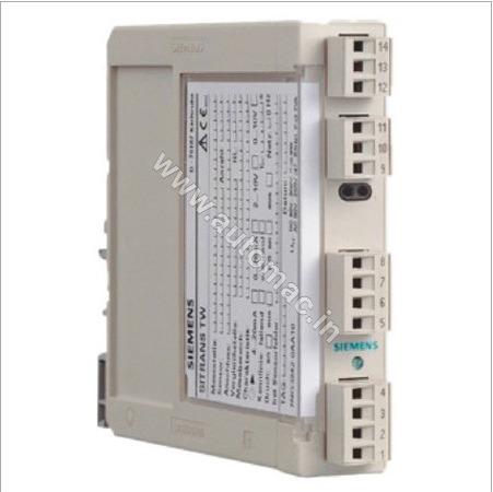 Sitrans Tw Universal Transmitter