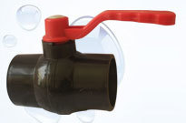 Solid Ball Valve (LH)