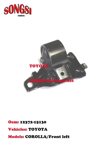 Engine Mounting-Toyota Corolla-Front Left