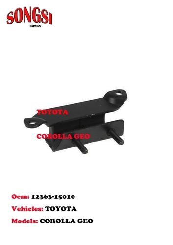 Engine Mounting-Toyota Corolla Geo