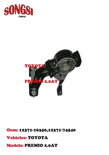 Engine Mounting-Toyota Premio 2.0AT