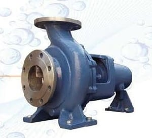 Process Pump with Closed Impeller