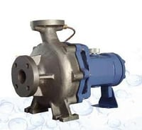Process Pump With Semi Open Impeller