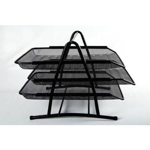 3 Tier Office Document Tray