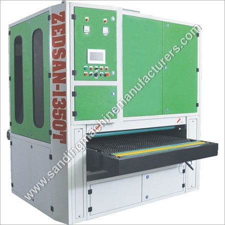 Industrial Sander Machines